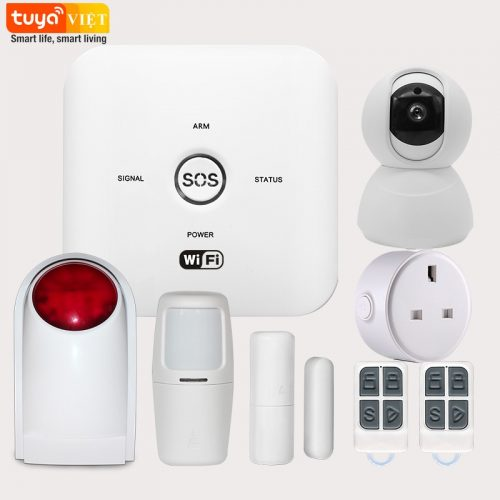 Kit Tuya CAS01