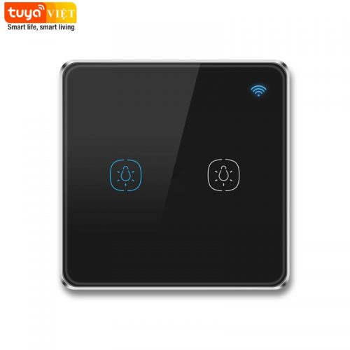 Tuya SW01-UK-2G-Black-1