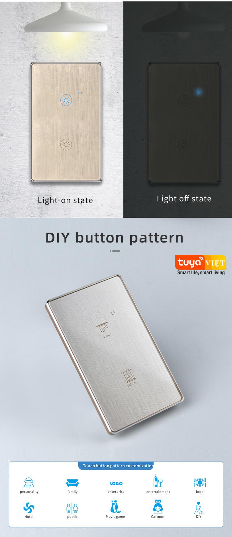 Tuya SW01-US-2G-Detail 3