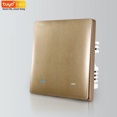 Tuya SW02-UK-2G-Gold